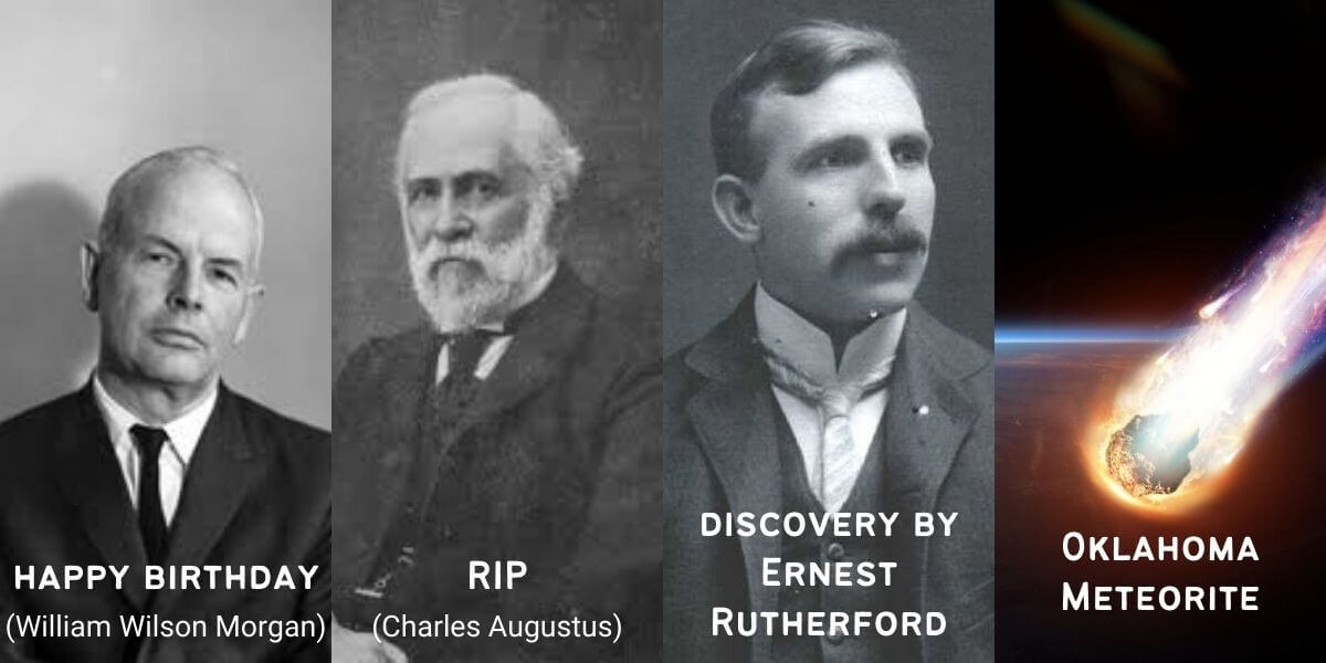 January 3 in Physics History: Birthdays, Deaths & Discoveries