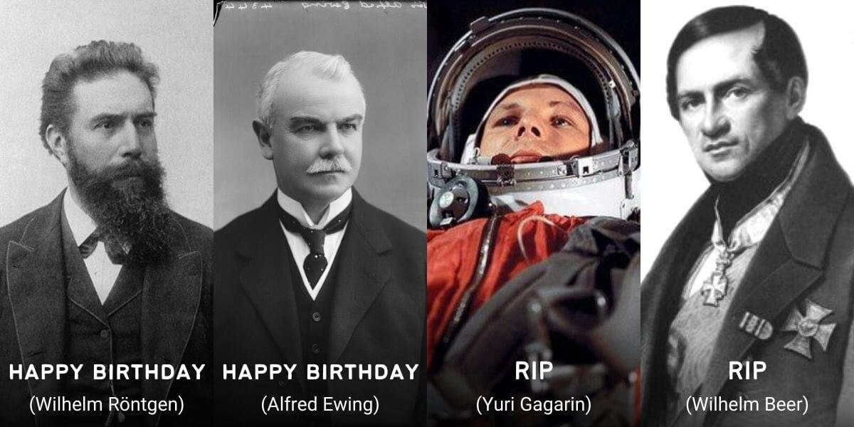 March 27 in Physics History: Birthdays, Deaths & Discoveries