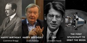 March 31 in Physics History: Birthdays, Deaths & Discoveries