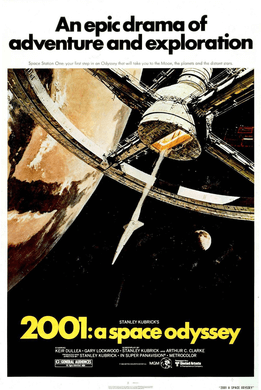 2001: A Space Odyssey ((Best Space Movies))