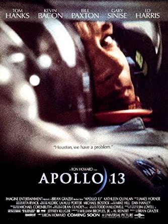 Apollo 13 (1995) Movie Poster
