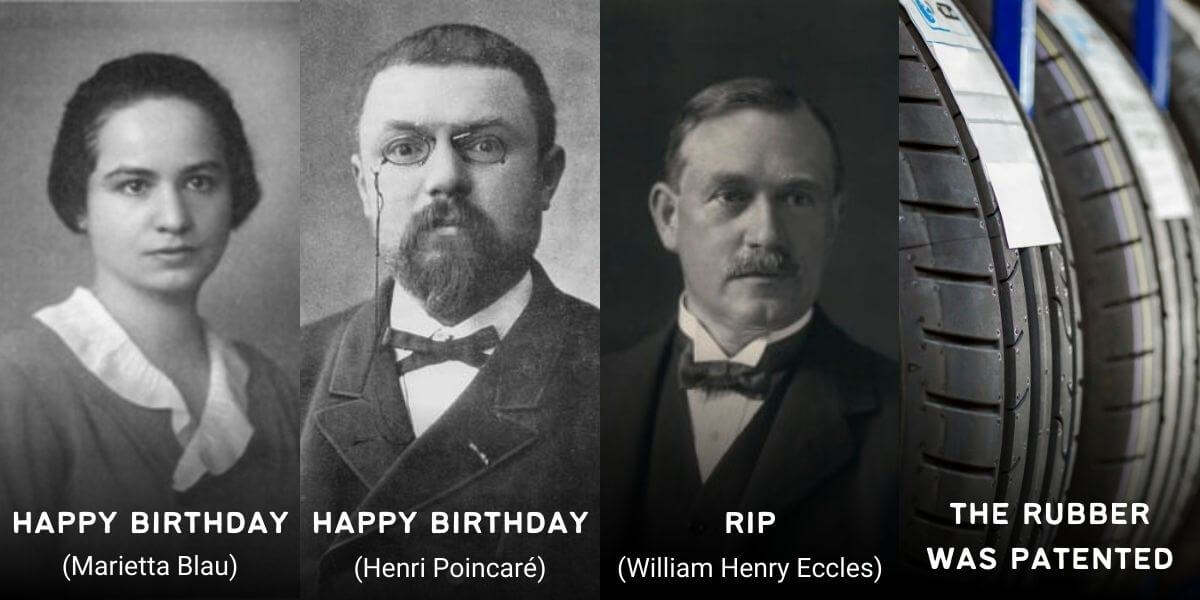 April 29 in Physics History: Birthdays, Deaths & Discoveries