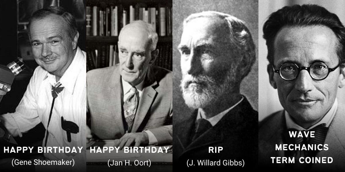April 28 in Physics History: Birthdays, Deaths & Discoveries