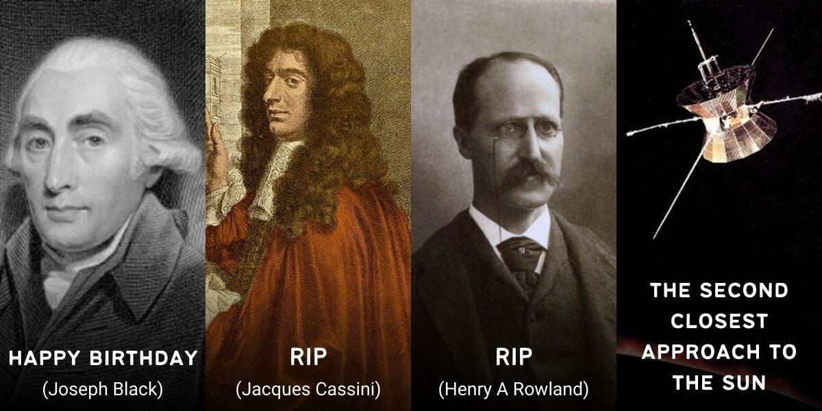 April 16 in Physics History: Birthdays, Deaths & Discoveries