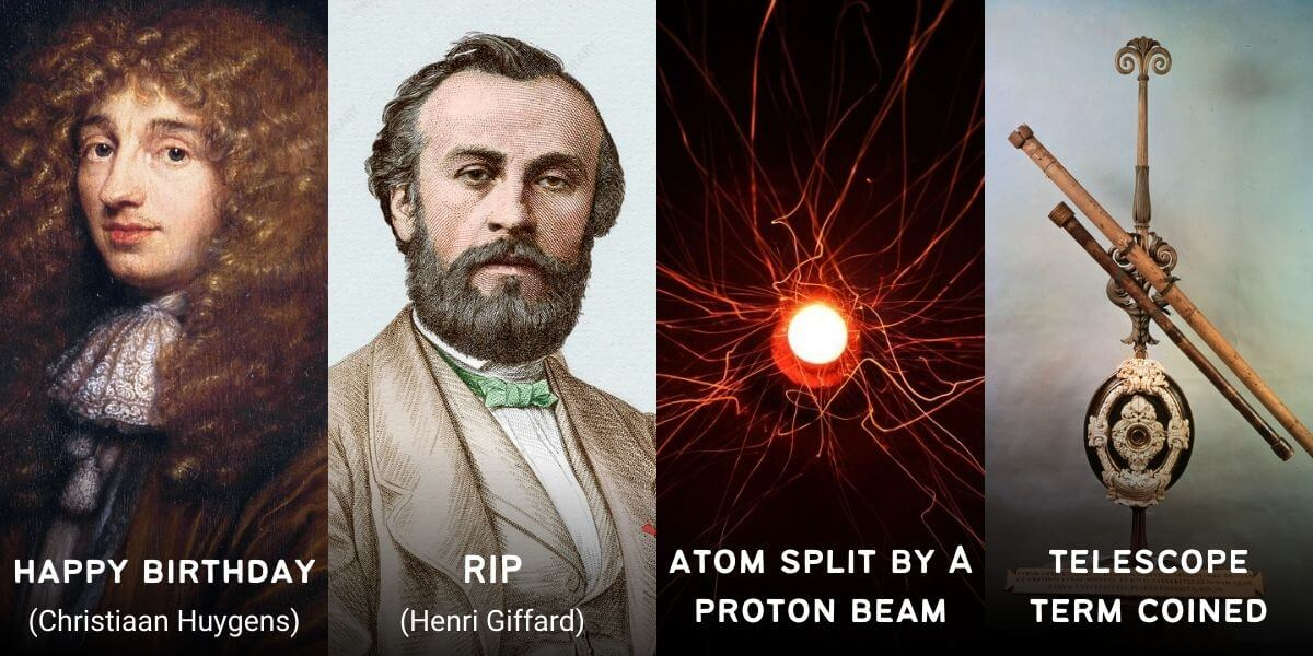 April 14 in Physics History: Birthdays, Deaths & Discoveries