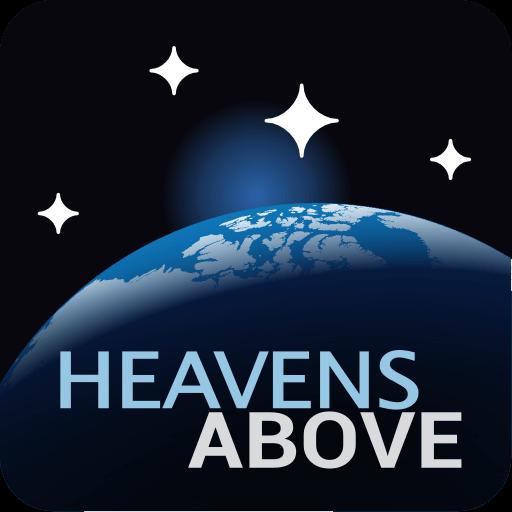 Heavens-Above App Icon