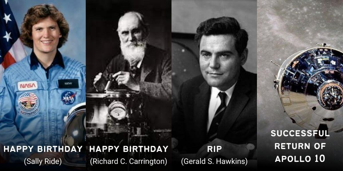 May 26 in Physics History: Birthdays, Deaths & Discoveries