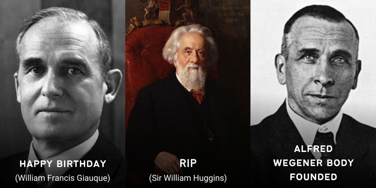 May 12 in Physics History: Birthdays, Deaths & Discoveries