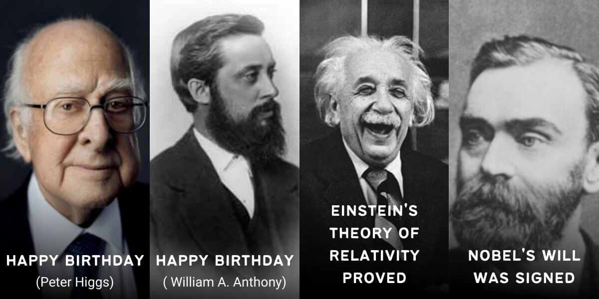 May 29 in Physics History: Birthdays, Deaths & Discoveries