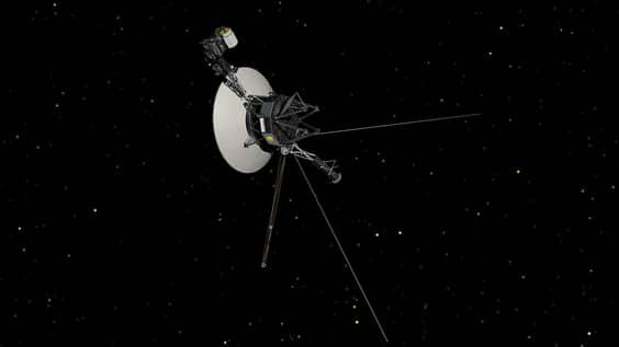 Voyager 1 Spacecraft