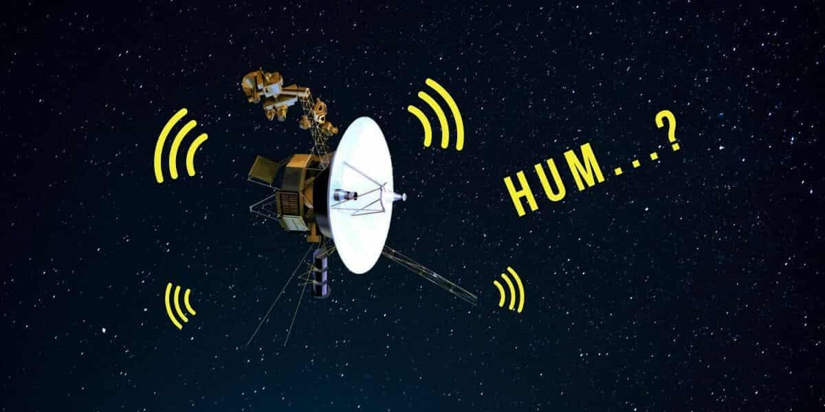 Voyager 1 Has Detected A Mysterious Hum Sound in Interstellar Space