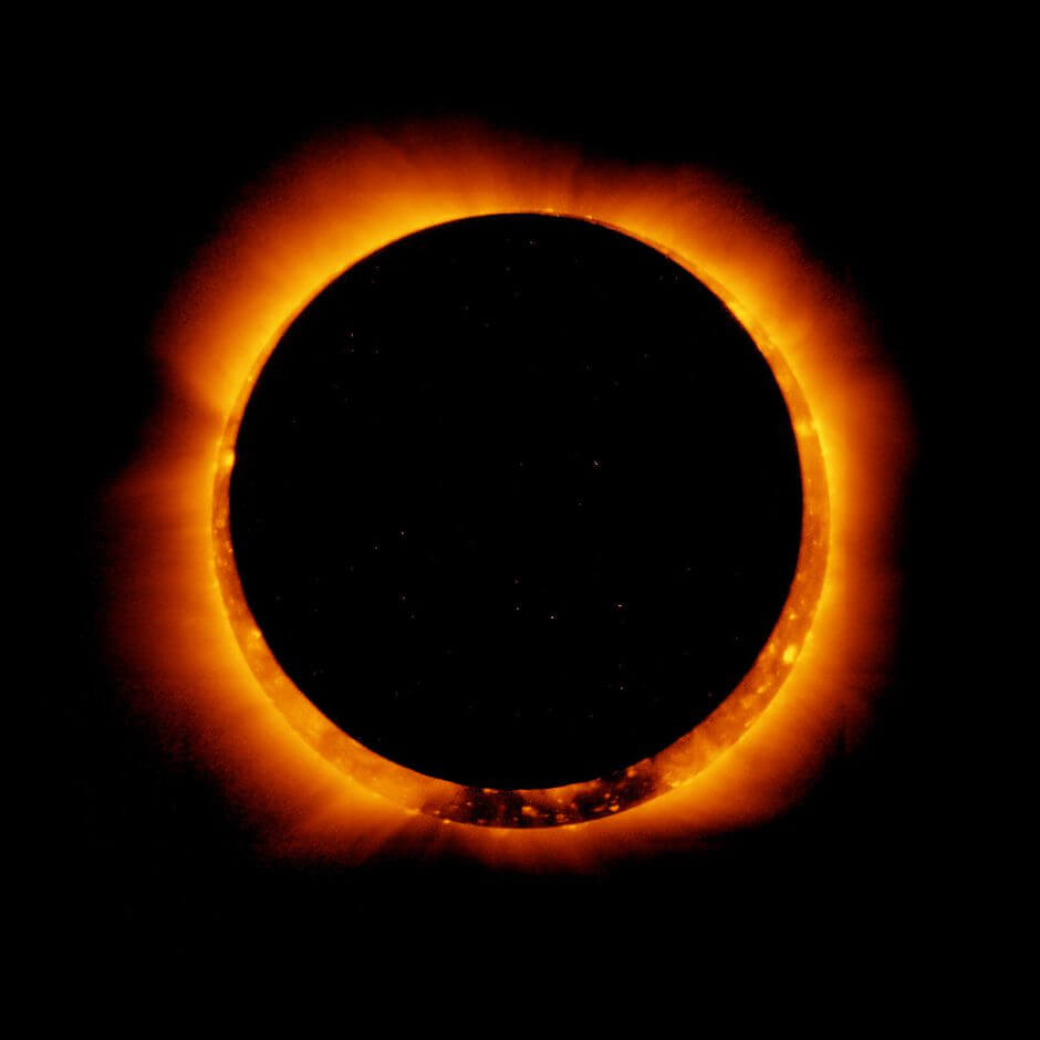 Annular Solar Eclipse (Ring of Fire)