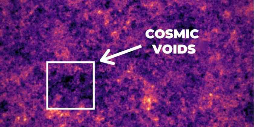 The New Dark Matter Map Reveals Cosmic Mystery