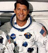 Wally Schirra (March 12 in Physics History)