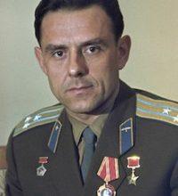 Vladimir Mikhaylovich Komarov (March 16 in Physics History)