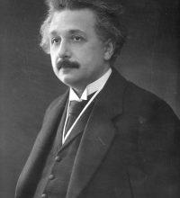 Albert Einstein (March 14 in Physics History)