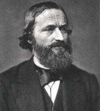 Gustav Robert Kirchhoff (March 12 in Physics History)