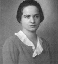 Marietta Blau (April 29 in Physics History)