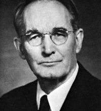 Percy W. Bridgman (April 21 in Physics History)