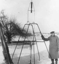 Rocket Aircraft By Robert Goddard