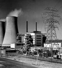 First Canadian nuclear power plant