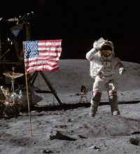 Apollo 16 Landed On The Moon (April 21 in Physics History)