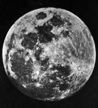 The First Photograph of the Moon (Physics Events on January 2)